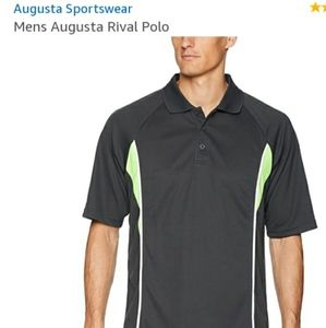New Augusta Sportswear Performance Polo Top